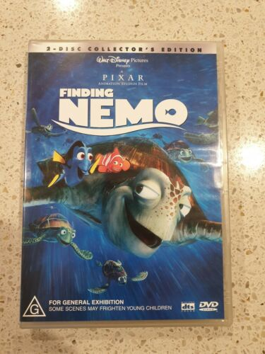 Finding Nemo 2 Disc Collector's Edition DVD