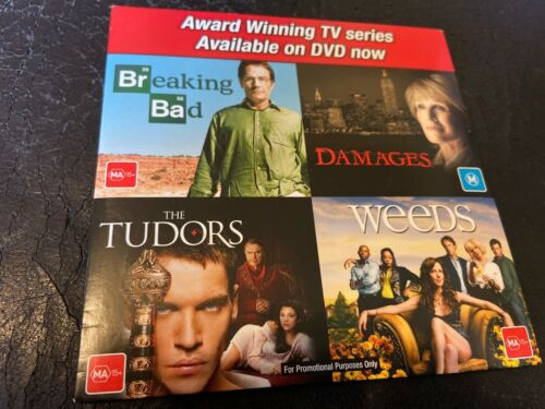 Award winning TV Series Available on DVD. Promo, 1st episode of 4 TV shows.