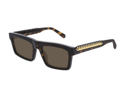 Stella McCartney Occhiali da Sole SC0208S  003 Havana marrone
