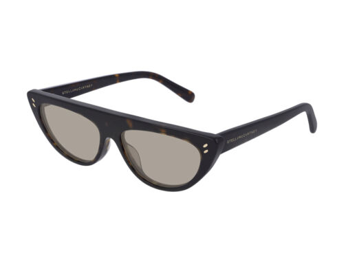 Stella McCartney Occhiali da Sole SC0203S  002 Havana marrone