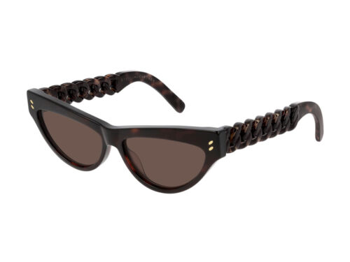 Stella McCartney Occhiali da Sole SC0235S  002 Havana marrone