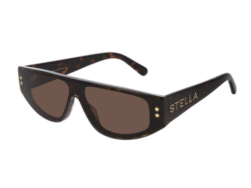 Stella McCartney Occhiali da Sole SC0238S  002 Havana marrone