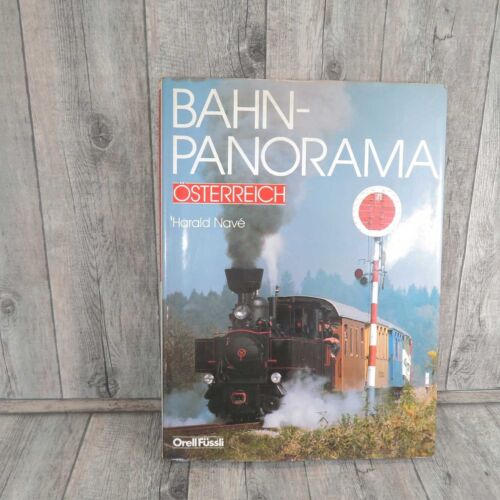 Bahn - Panorama Österreich - Harald Nave - #A64