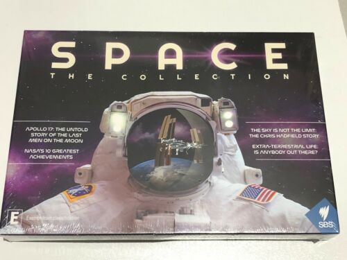 The Space - Collection DVD Brand New Sealed Region 4