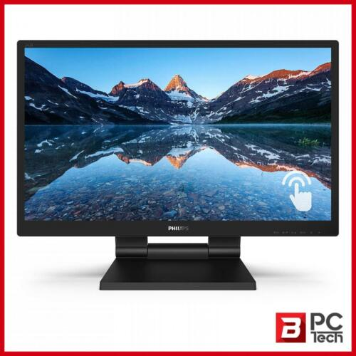 """Philips 242B9T 23.8"""" 60Hz FHD 10pt Touch Business Pro IPS Monitor"""