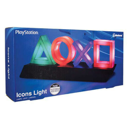 Playstation Icons Light NEW