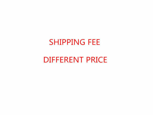 shipping fee different price