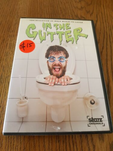 In the gutter DVD