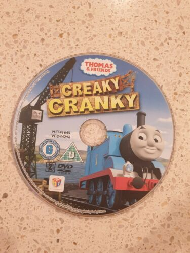 Thomas & Friends - Creaky Cranky DVD DISC ONLY
