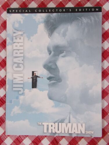 TRUMAN - Jim Carrey - Special Collector's Edition - DVD Like New - R4