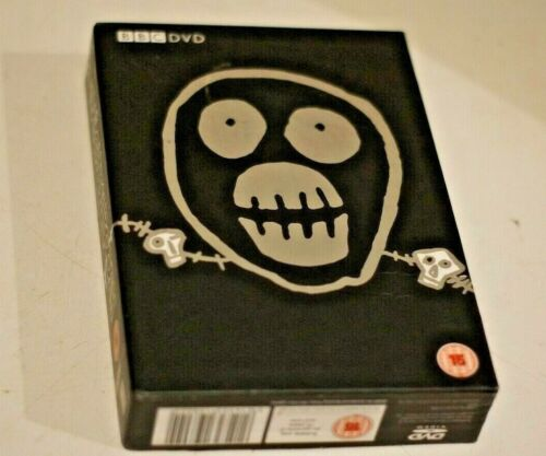 The Mighty Boosh Series 1 & 2 in slipcase