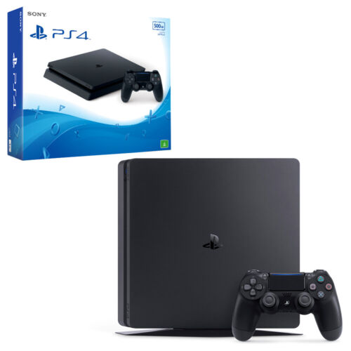 PlayStation 4 PS4 Slim 500GB Console NEW PREORDER 19/10