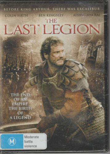 The Last Legion   **New & Sealed**