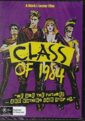 Class of 1984 DVD Brand New and Sealed Australian Release
