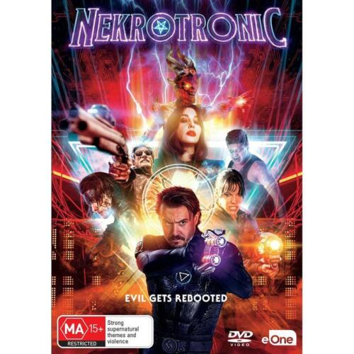 NEKROTRONIC (DVD: 2019) BRAND NEW / SEALED