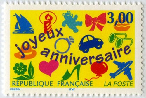 TIMBRE FRANCE NEUF 1997