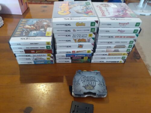 🕺🎮 Nintendo DS Games 🎮 - 📦 Tracked Postage 📦 Please View Listing 4 Details