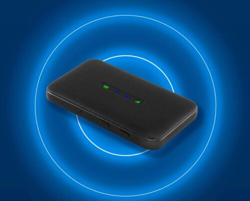 Unlocked Mobile Hotspot ZTE MF928 ZMax New In Box GSM Up To 10 Users