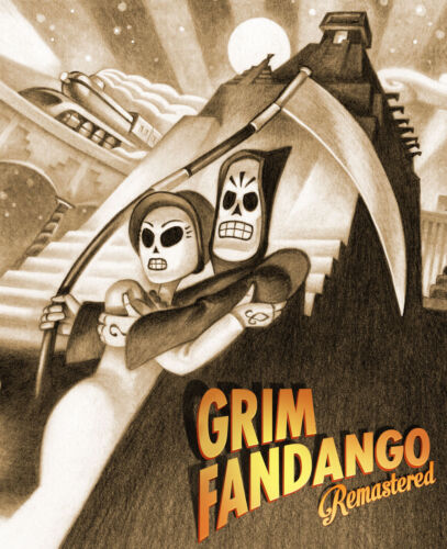 Grim Fandango Remastered Steam Game PC
