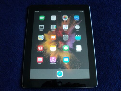 APPLE IPAD 3RD GEN 32GB Wi-Fi AND CELLULAR BLACK TABLET