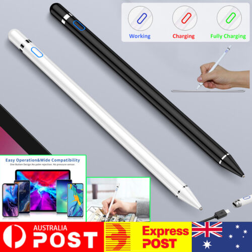 Digital Capacitive Touch Screen Stylus Pen Pencil Universa For Apple iPad Tablet