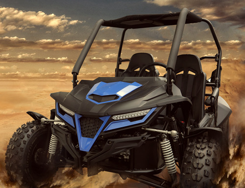 200CC GY6 Dune Buggy Off Road 2 Seater UTV ATV Quad 4 Wheel Go kart Auto FORZA 5 <br/> Right-hand Drive,Twin Seats, Adults-Teens, Seat Belt