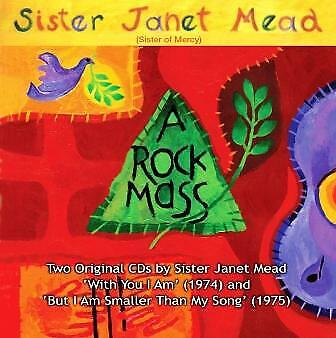 SISTER JANET MEAD: A ROCK MASS (2CD)