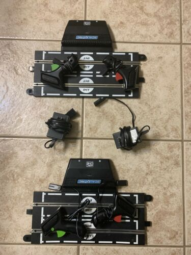 Scalextric Arc One Powerbases + Controller 4 units
