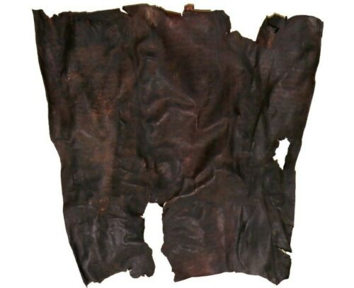 EXTREMELY RARE TORAH BIBLE SCROLL JEWISH FRAGMENT 350-400 YEARS OLD FROM YEMEN