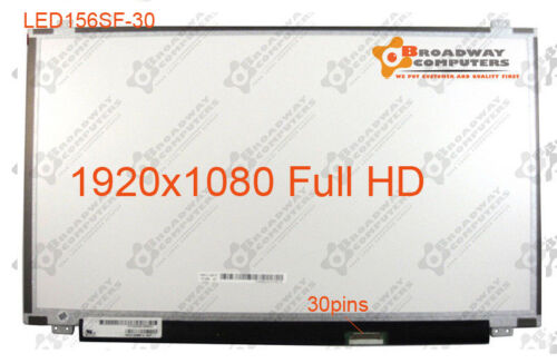 15.6 30pin slim Full HD Led screen for Dell Inspiron 15 3585 3593 P75F
