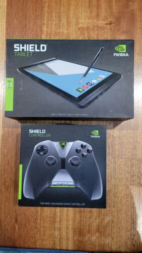 Nvidia shield tablet K1 with shield controller