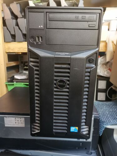 Dell PowerEdge T410 8Core 2.13Ghz 64GB 2x 300GB SAS - Tower