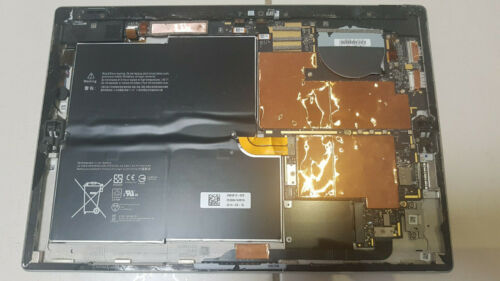 Microsoft Surface Pro 3 No Screen No SSD other parts working ports functional