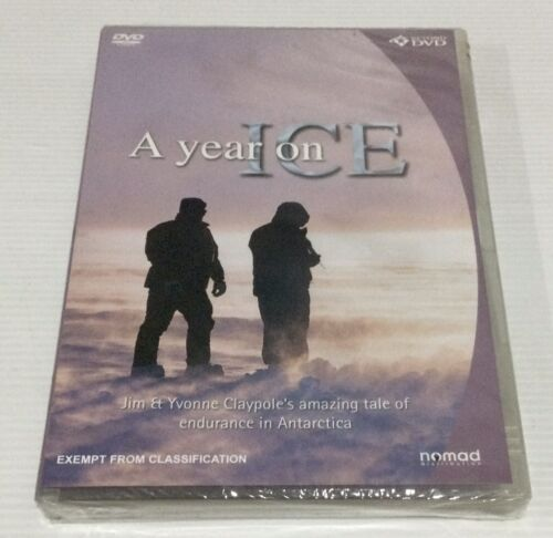 A Year On Ice DVD