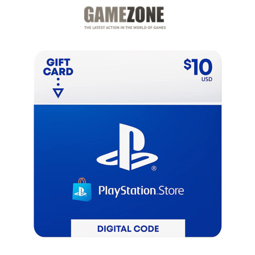 $10 PlayStation Store USD Card - PS PSN US Store - Instant Code PS4/PS3/PSP <br/> Instat Email Delivery - Same Day Dispatch