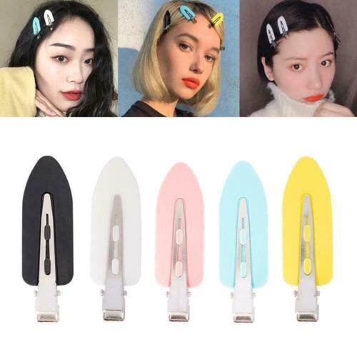 No Bend Crease Hair Clips Pin Curl Clips Makeup Bangs Girl Hairpin Women Hot!!!