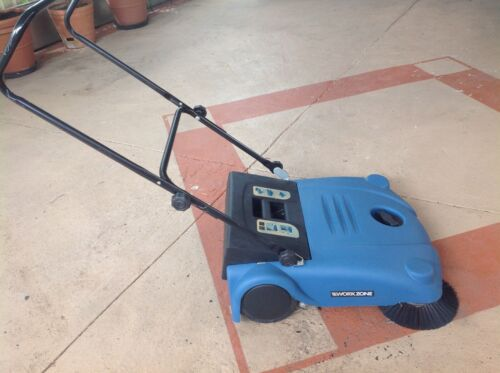 Push Sweeper WORKZONE in excellent condition