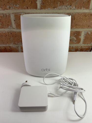 Netgear Orbi RBS50 Satellite + Power Supply - used, good condition, working