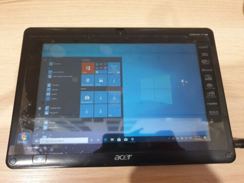 "Acer ICONIA Tab W501-C52G03iss, 3G, 10.1"", 32GB, without Keyboard"