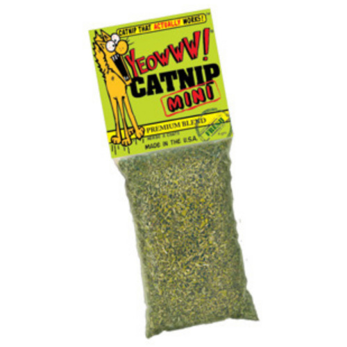 Yeowww Mini Catnip Bags Natural Strong Potent American - It Really Works !