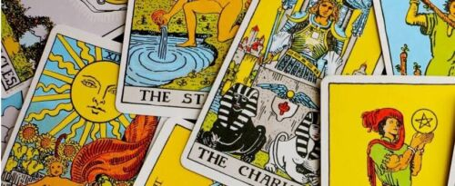 Psychic Clairvoyant Tarot Card Reading Love Future Wealth Happiness Guidance