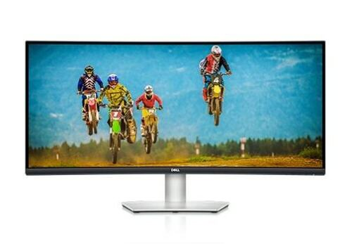 Dell 34 Curved Monitor - AMD FreeSync QHD WQHD 3440 x 1440 at 100 Hz <br/> 20% off* with code PDLLS20. *Max disc $1000. T&Cs apply