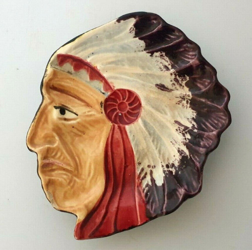 American Indian Pottery Dish