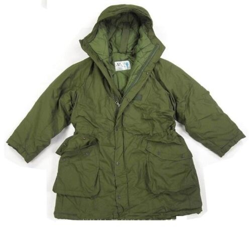 Original winter jacket from the Swedish army M90 - insulated parka - size 190/85Uniforms & BDUs - 70988