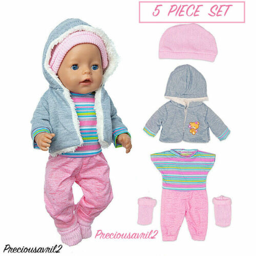 Doll Clothes for Baby Born Our Generation Journey American Girl clothing outfit