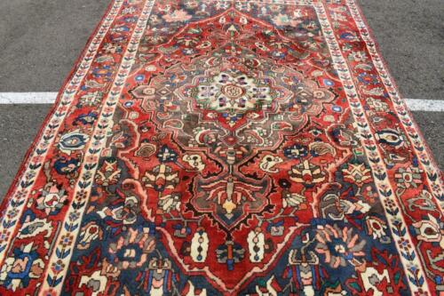 6'5 x 10'4 Nomadic Design Fine Hand Knotted Wool Area Rug 7 x 10 Oriental Carpet