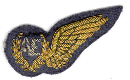 Royal Air Force (RAF) Air Engineer Mess Dress Wing - Padded1939 - 1945 (WWII) - 13977