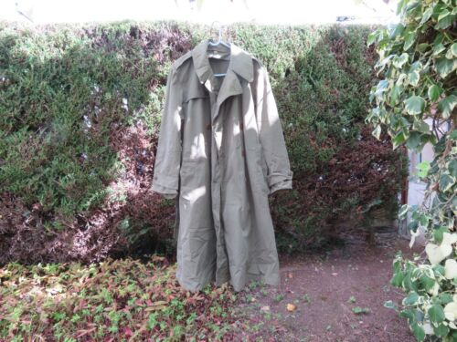 Trench-Coat, imperméable U.S. WW.2.Officer 1944