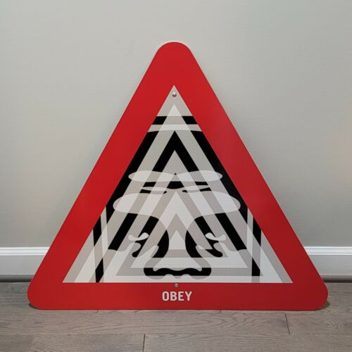 Shepard Fairey OBEY - Unyielding - NTWRK Beyond The Streets - Signed/Numbered