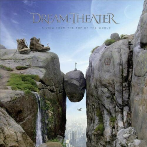 Dream Theater - View From The Top Of The World, A (Special Ed. digipak) - CD - N